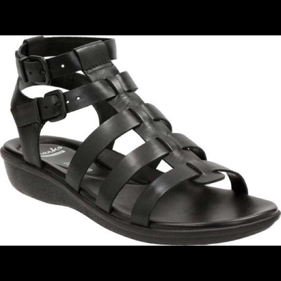 46780f6ea4ee Clarks Shoes - Clarks gladiator sandals